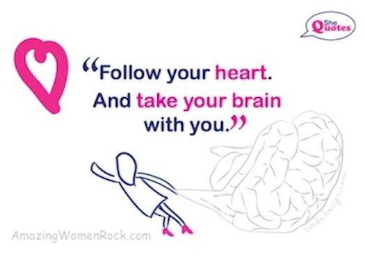 AWR Follow your heart
