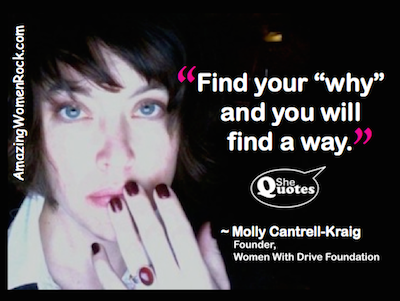 Molly find your why
