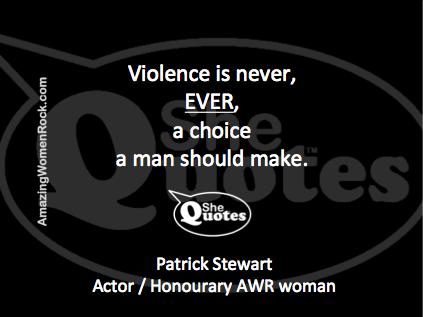 Patrick Stewart VAW 2