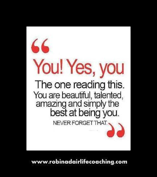 Amazing Woman Quotes: Robin Adair On YOU! #SheQuotes #Quote #beauty