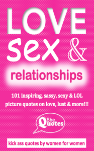 Love, sex & relations 101 PINK