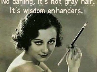#Others not grey hairs