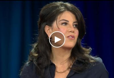 Monica Lewinsky says no to shame