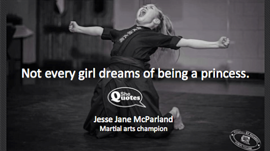 JJ McParland dreams of being a champion