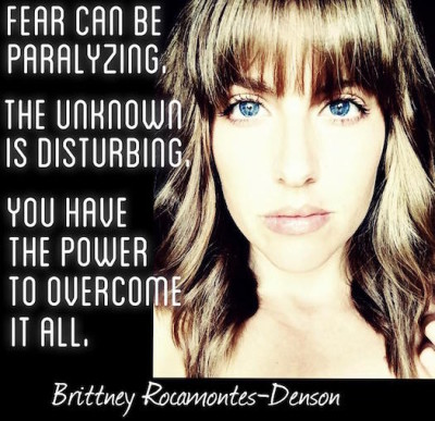 Brittney Rocamontes-Denson you have power