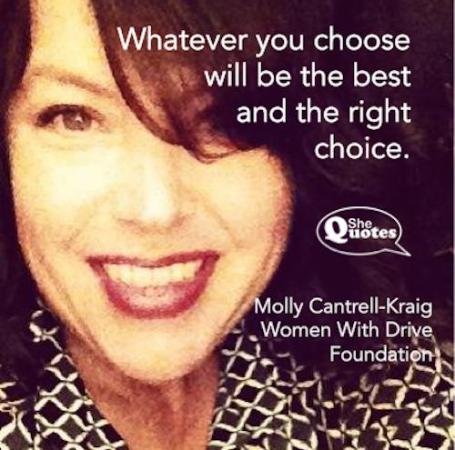 Molly on choice