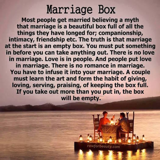 Others marriage box