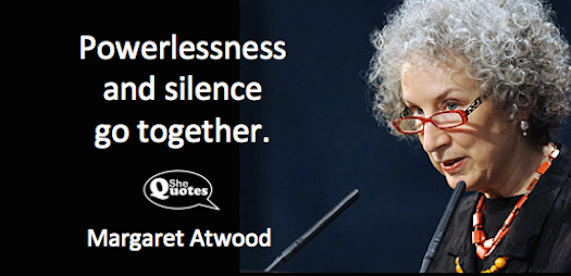 Image result for bad feminist margaret atwood