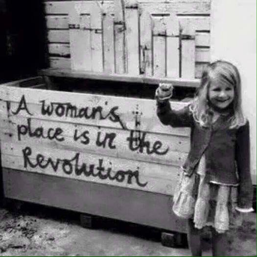 Others A woman's place