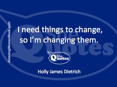 Holly James Dietrich