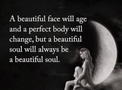 A beautiful soul