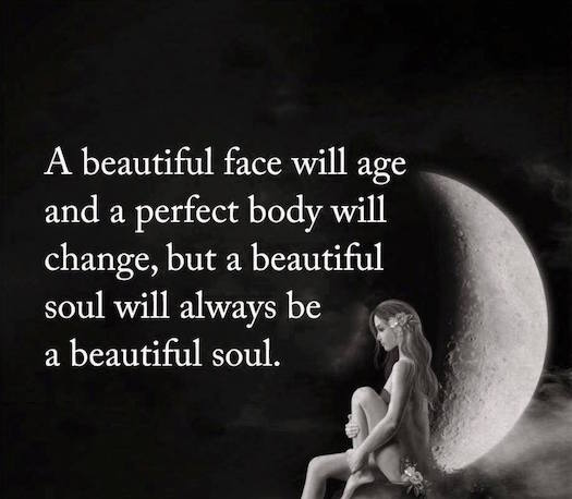 "Beautiful Soul Quotes Pleasing Shequotes  A Beautiful Soul Is A Beautiful Soul.""  Shequotes"